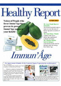Healthy Report(English)