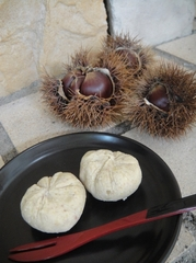 Gathering the Chestnuts