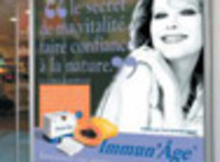 Claudia Cardinale, an Italian actress, become a campaign character in 2005