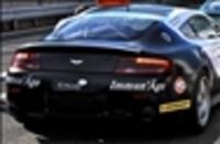 Aston Martin GT4 Challenge in Oulton Park