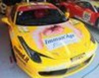 Immun' Âge Ferrari 458 Challenge Cup in Monza