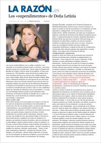 Immun'Âge is a topic in the Spanish media !!