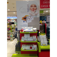 With Christmas approaching, Promotion of Immun'Âge starts at main airports in France!