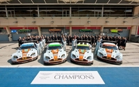 ASTON MARTIN wins in WEC Final round!