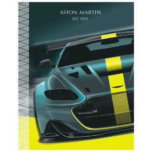 Advertising in Aston Martin Magazine