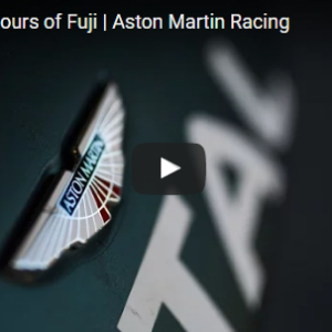 Race Video of Aston Martin Racingat 6 Hours of FUJI